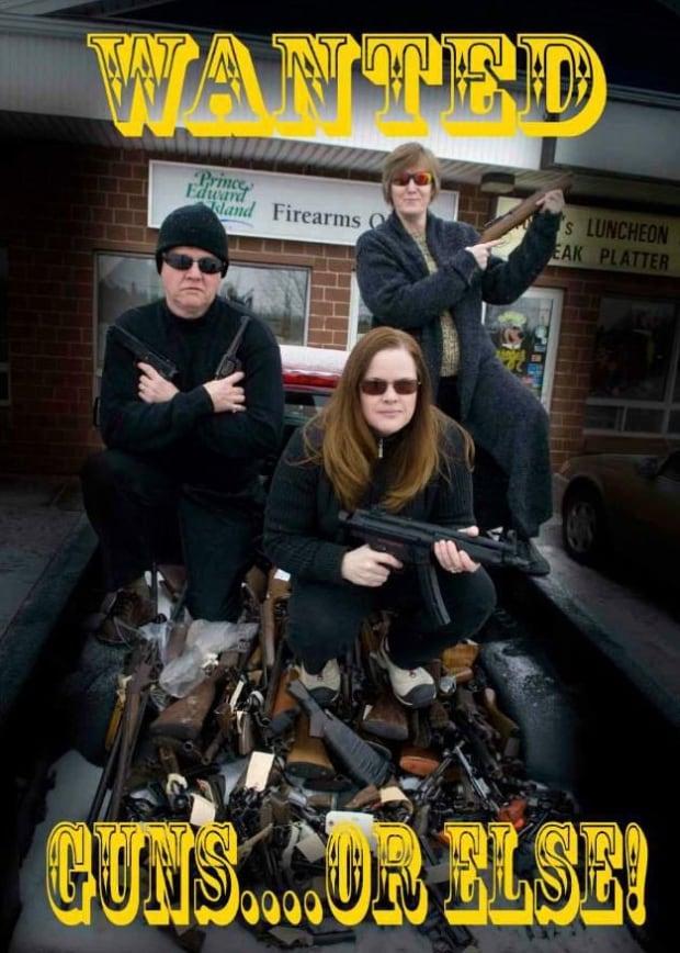 Hayward gun photo