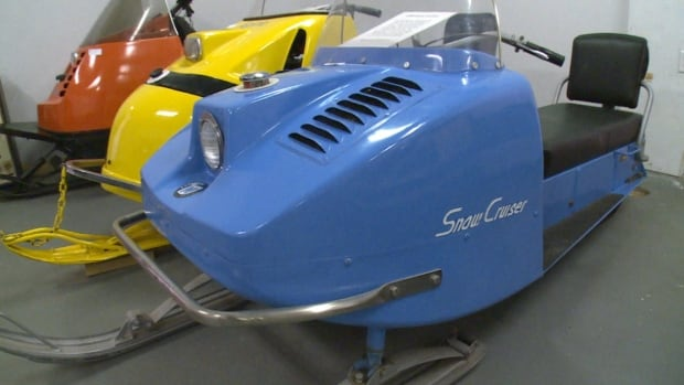 The Botwood Heritage Centre says it now has the largest collection of antique snowmobiles in Eastern Canada.