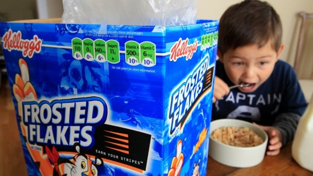 Kellogg's London officially ends cereal production today