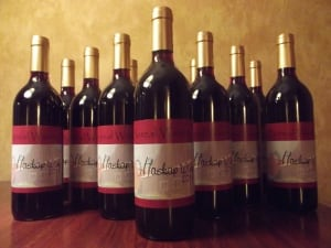 Haskap Wine