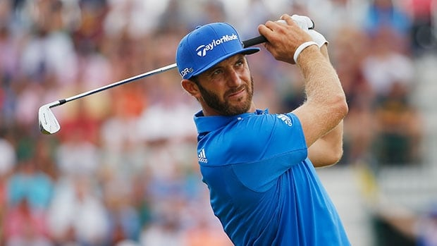 Dustin Johnson is the No. 16-ranked golfer in the world.