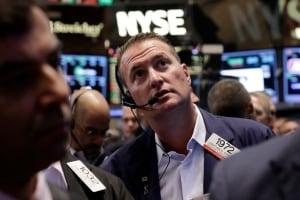 Financial Markets Wall Street trader