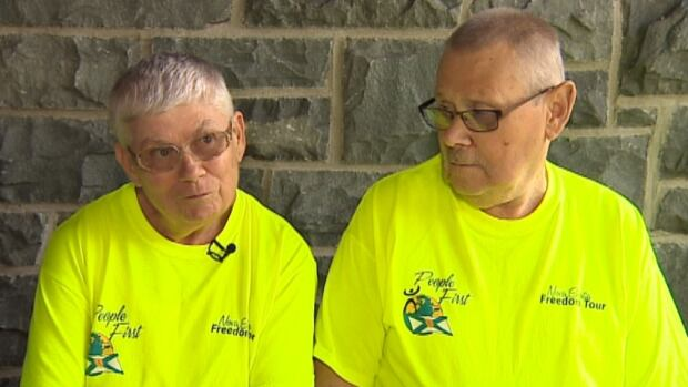 Bonnie and Harold MacDonald tell their story in the film.