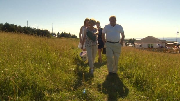 Heading out for a picnic, packed into a salt beef bucket, in the grassy fields along Bell Island is one of the many attractions residents have added to a bucket list of must-see items for tourists.