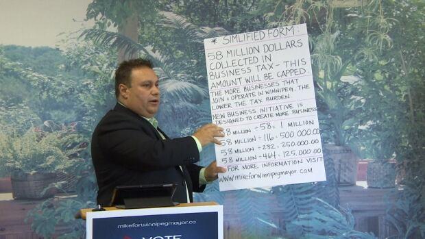 Mike Vogiatzakis on biz tax