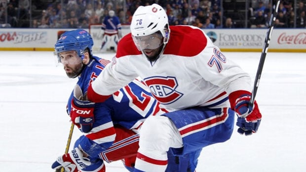 Montreal defenceman P.K. Subban is in a contract stalemate with the organization and the situation is worsening by the day.