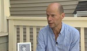 Scott Peters, son of Korean War veteran Walter Peters