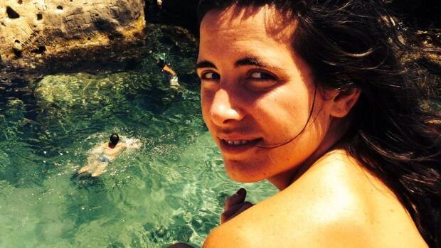 Katie Moreau's European summer vacation threw her into the spotlight in Ireland.