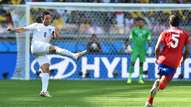 England international Frank Lampard (8) is being loaned to Manchester City of EPL for six months by New York City FC of MLS.