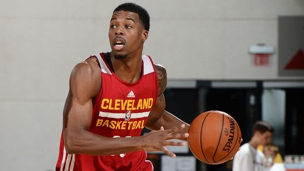 Will Cherry appeared in 18 regular season games with the Canton Charge