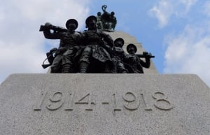 First World War Centennial 20140730