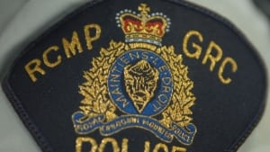 RCMP badge