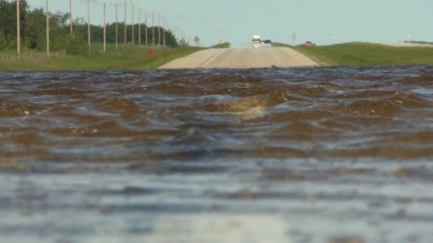 Several Manitoba communities were damaged by summer flooding brought on by thunderstorms on the Canada Day long weekend.