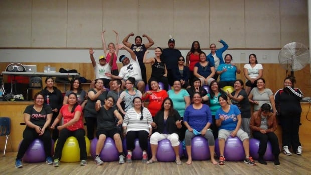 Dozens of Webequie community members have been taking part in a fitness program facilitated by Lemon Cree, an Aboriginal-owned fitness and wellness company that works closely with First Nations and Non-First Nations communities to promote active and healthy lifestyles.