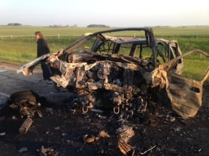 fatal crash at highway 10 near Balcarres 2