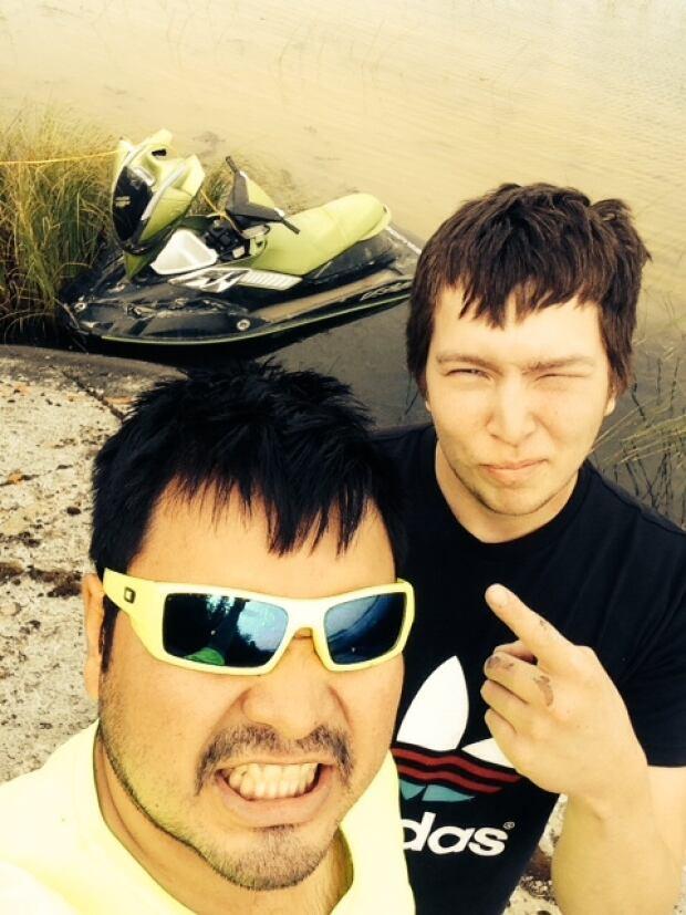 Glen Blondin and Kenneth Richardson