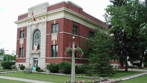 Carman memorial hall