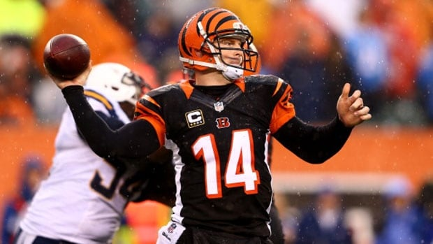 Bengals quarterback Andy Dalton said he is relieved to have his contract finalized before the season.