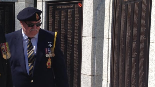 More than one thousand soldiers' names have been added to the War Memorial at the Sask. Legislature.