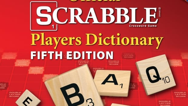 Scrabble dictionary to 5 000 new words World CBC News