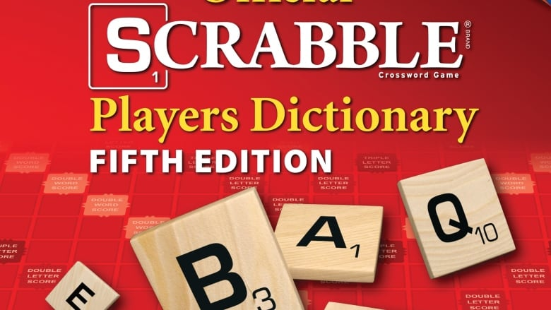 Scrabble Dictionary To Get 5000 New Words Cbc News