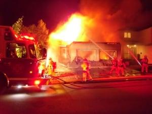 Sunninghill Cres Fire - Regina