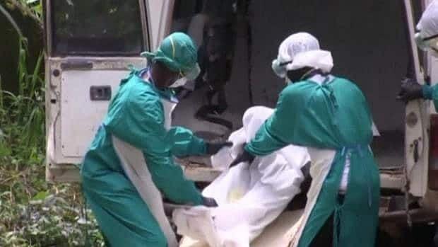 ebola kill nigerian nurse