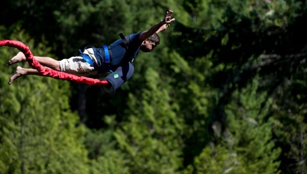 Bungee Jump Feature 20140804 Whistler July 31