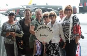 Lancaster departure