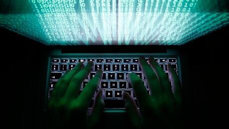 Hacker stolen passwords