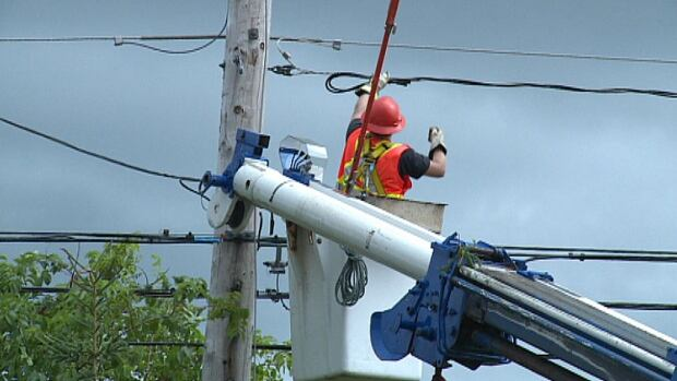 Maritime Electric crews will upgrade about 80 km of line at a cost of $17 million.