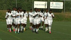 Nigerian Under-20 Women's World Cup team