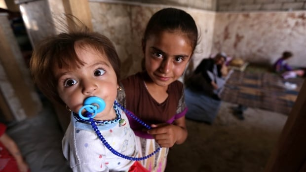 Canada is dispatching $2.75 million in humanitarian aid to northern Iraq, where an estimated 1.3 million people are affected by brutal attacks by the extremist group ISIS.