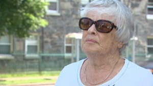 Cecilia Fry lives next to proposed central Halifax development