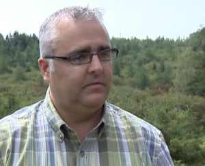 Jeff Bishop, executive director of the Forest Products Association of Nova Scotia,