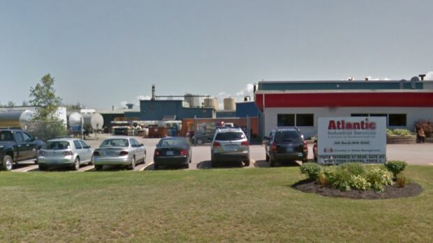 This AIS facility in Debert, N.S. was told they could not dispose of their wastewater in Debert's municipal sewer system.