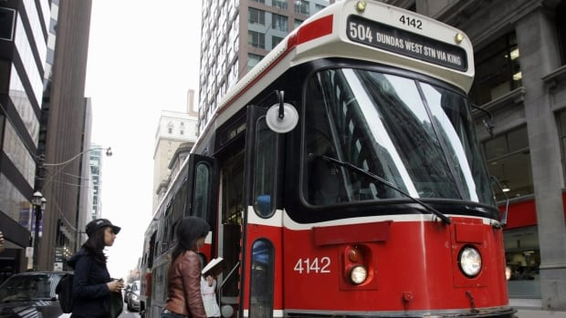 At 60,000 daily weekday riders, the 504 streetcar is the TTC's busiest surface route. A private company wants to operate a bus service that will link Liberty Village with Union Station to serve riders frustrated by congestion during the morning rush hour.