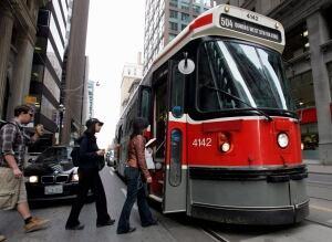 TTC 504 King Streetcar