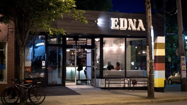 Edna Restaurant in Halifax and Mallard Cottage in St. John's are two of the 30 eateries vying for Canada's best new restaurant.