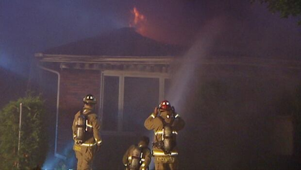 Arkell Street house fire
