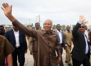 Abdiweli Sheikh Ahmed Somalia prime minister