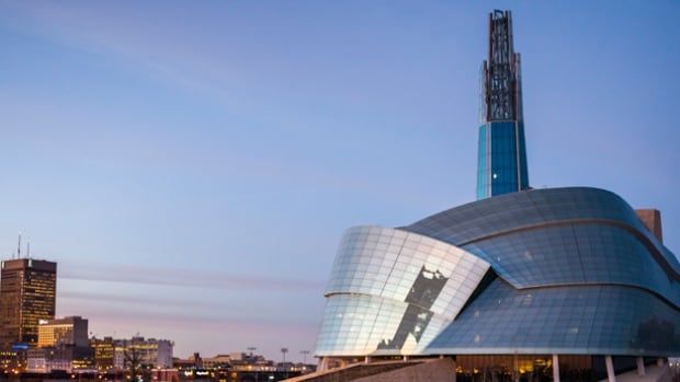 The Canadian Museum for Human Rights opens Sept. 20.