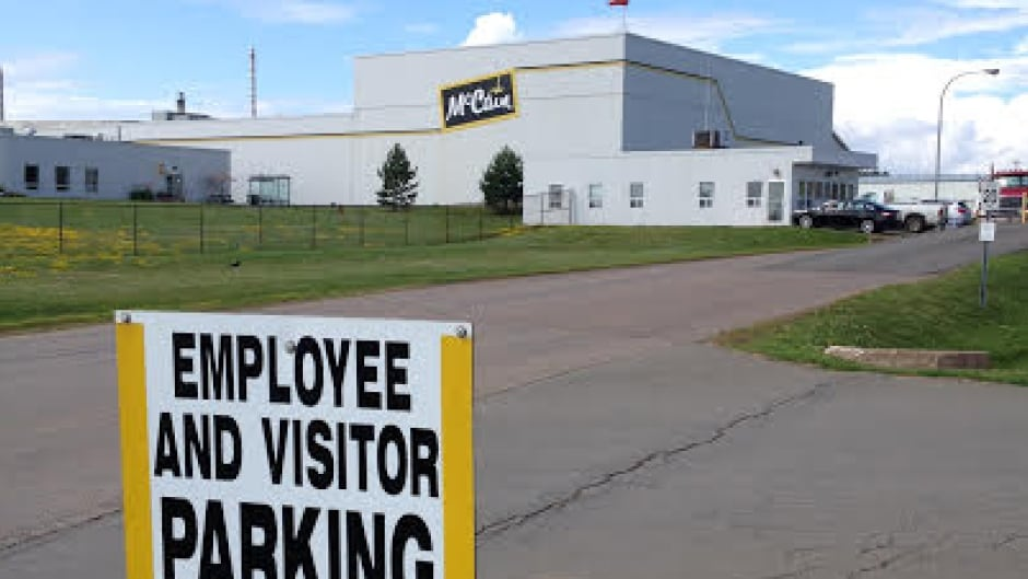 McCain Foods closing Borden-Carleton french fry plant | CBC News