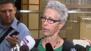 Janet Craig CUPE rep regina pensions
