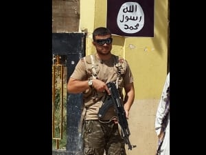 isis fighter islamic state