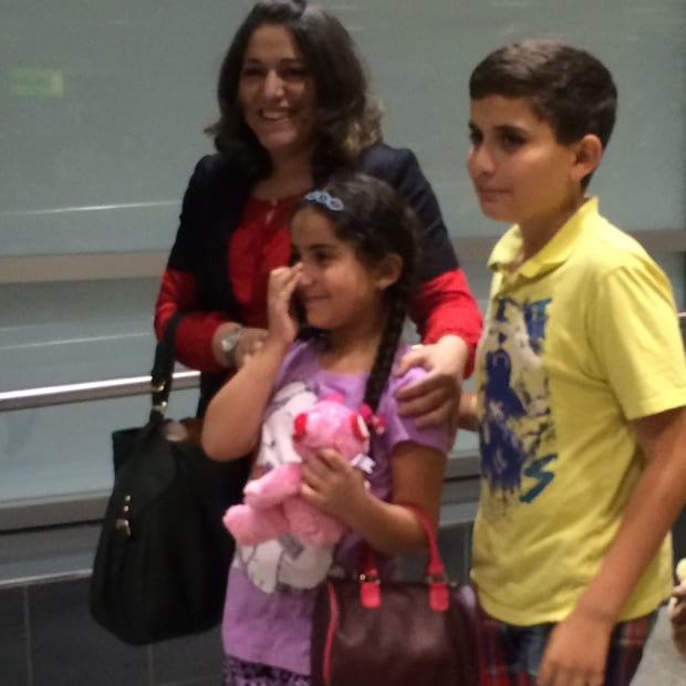 Salma Abuzaiter returns to Toronto