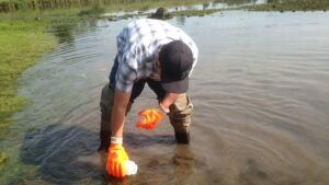 ACAP Saint John has been testing Marsh Creek since 1995.