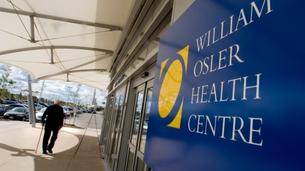 A patient placed in isolation at the William Osler Health Centre-Brampton Civic Hospital in Toronto has tested negative for the Ebola virus.