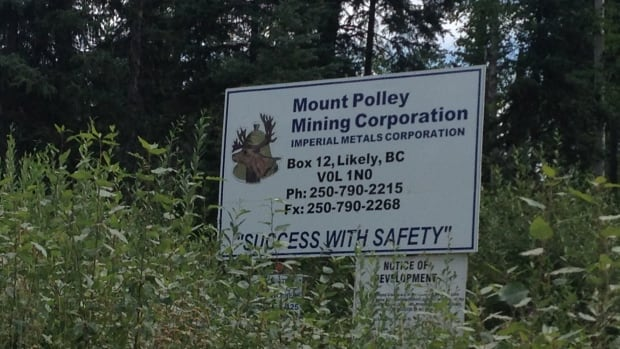 The Neskonlith Indian Band says it opposes Imperial Metals' Ruddock Creek Mine because the company failed to protect First Nations land when the Mount Polley tailings pond breached.