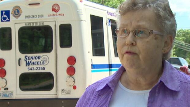 Senior Wheels Association president Melba Lantz says they need six more drivers.